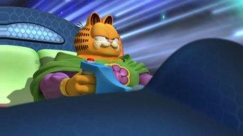 Garzooka nel film Garfield il supergatto