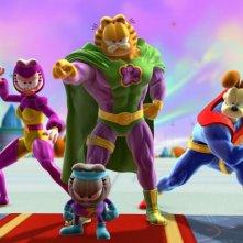 I nemici di Garfield il supergatto