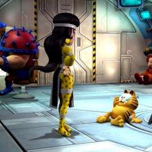 Una scena con Vetvix in Garfield il supergatto