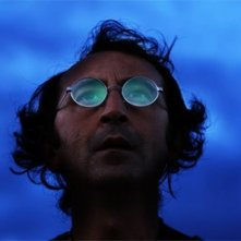 Vincenzo Merolla in un primo piano tratto dal film Nauta