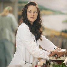 Chyler Leigh nell'episodio Unaccompanied Minor di Grey's Anatomy