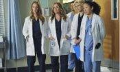 Grey's Anatomy: gravidanze e nuovi amori al termine della stagione 7