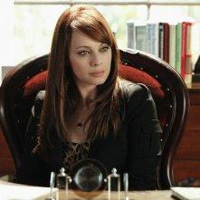 La bellissima Melinda Clarke nell'episodio Unleashed di CSI: Scena del crimine