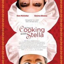 La locandina di Cooking with Stella