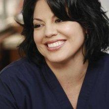 Sara Ramirez nell'episodio Not Responsible di Grey's Anatomy