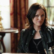 Sarah (Jorja Fox) nell'episodio Unleashed di CSI: Scena del crimine