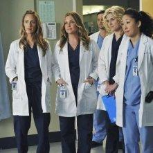 Una scena dell'episodio P.Y.T. (Pretty Young Thing) di Grey's Anatomy