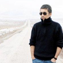 Il regista Nuri Bilge Ceylan sul set del suo film Once Upon a Time in Anatolia