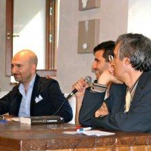 L\'Aquila volta la carta: Donato Carrisi, Francesco Sidoti, moderatore: Roberto Ciuffini