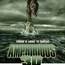La locandina di Amphibious 3D