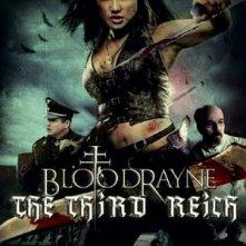 La locandina di BloodRayne 3: Warhammer