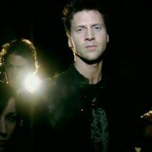 Juan Riedinger in una scena dell'horror ESP - Fenomeni paranormali