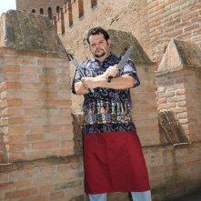Matteo Tassi è il 'Serial Griller' del canale Gambero Rosso.