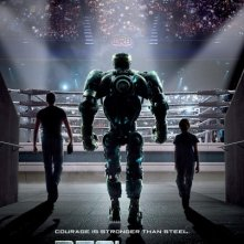Poster internazionale di Real Steel