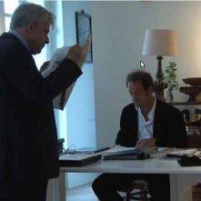 Alain Cavalier e Vincent Lindon nel film Pater