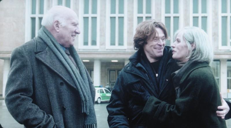 Willem Dafoe Tra Michel Piccoli E Irene Jacob Nel Film The Dust Of Time I Skoni Tou Hronou 204883