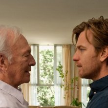 Christopher Plummer ed Ewan McGregor nel film Beginners