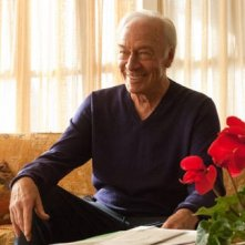 Christopher Plummer in un'immagine del film Beginners