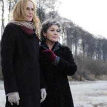 Hannelore Elsner e Juliane Köhler nel film Das Blaue vom Himmel