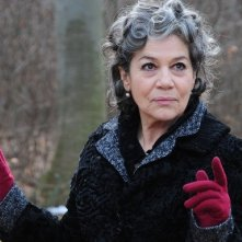 Hannelore Elsner in una immagine del film Das Blaue vom Himmel