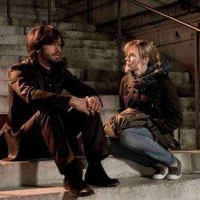 Jérémie Lippmann con Isabelle Carré nel film Rendez-vous avec un ange