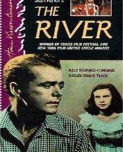 La locandina di Il fiume