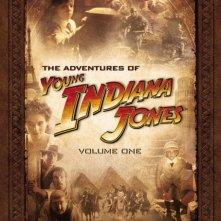 La locandina di Le avventure del giovane Indiana Jones