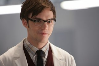 Nicholas Hoult in una immagine del film X-Men: First Class