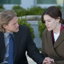 Patrick Wilson e Liv Tyler, protagonisti di The Ledge