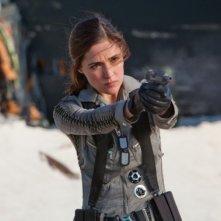 Rose Byrne in X-Men: First Class