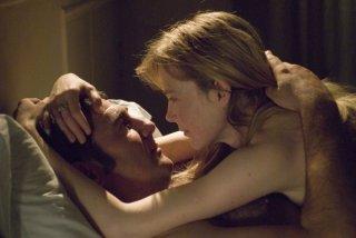 Sergi López e Isabelle Carré nel film Rendez-vous avec un ange