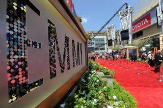 Emmy: un'immagine della manifestazione