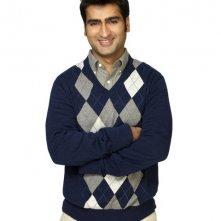 Kumail Nanjiani in una foto promozionale di Franklin & Bash