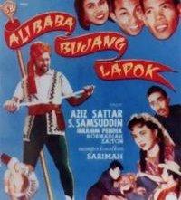 La locandina di Ali Baba & The Mouldy Bachelors