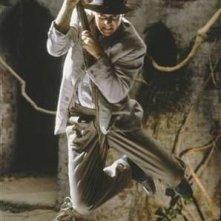 Sean Patrick Flanery è protagonista de Le avventure del giovane Indiana Jones