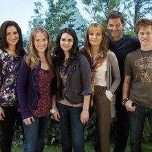 Switched at Birth: una foto promozionale del cast della serie