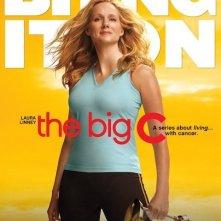 Un poster della stagione 2 di The Big C
