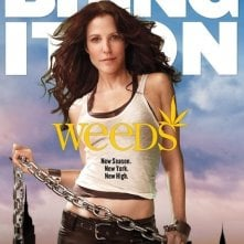 Un poster della stagione 7 di Weeds