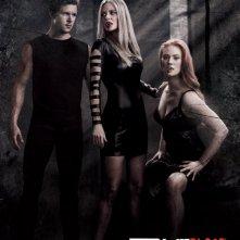 Uno dei poster della stagione 4 di True Blood