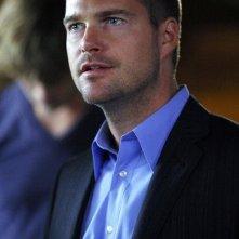 G (Chris O'Donnell) in una scena dell'episodio Familia di NCIS: Los Angeles