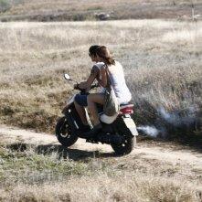 George Piştereanu e Ada Condeescu in una scena del film Loverboy (2011)