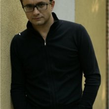 Il regista Andrei Zvyagintsev sul set del suo film Elena (2011)