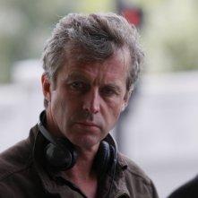 Il regista Bruno Dumont sul set del suo film Hors Satan (2011)