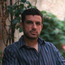 Il regista Catalin Mitulescu sul set del suo film Loverboy