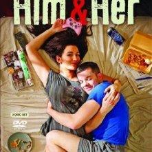 La locandina di Him & Her