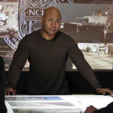 LL Cool J in un momento dell'episodio Familia di NCIS: Los Angeles