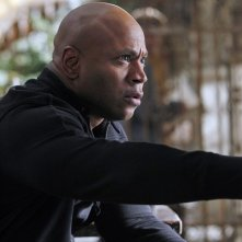 LL Cool J nell'episodio Imposters di NCIS: Los Angeles