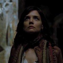 Un intenso primo piano di Katie Holmes in Don't Be Afraid of the Dark,
