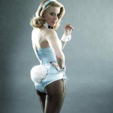 Amber Heard in una foto promozionale della serie drammatica The Playboy Club