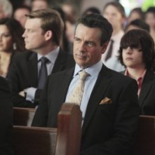 David James Elliott in una scena del pilot di Good Christian Belles